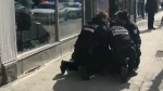 Woman accuses Montreal police of racial bias