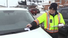 If you get a parking ticket in Sault Ste. Marie next November, you might not have to pay cash for it. Jairus Patterson reports.