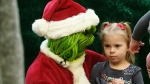 Christmas means a little bit more for local Grinch