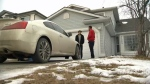 Victim of vehicle theft - Calgary