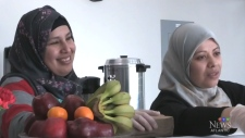 Taste of Syria: Former refugees open up cafe in N.