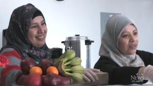 Taste of Syria: Former refugees open up cafe in N.