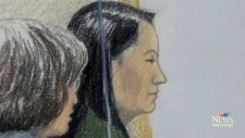 Bail granted for Huawei exec accused of fraud