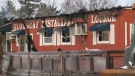 The Glooscap Restaurant and Lounge was the only year-round full service eatery in the community.
