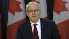 Marc Garneau discusses flight fatigue