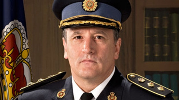 Interim OPP Commissioner Brad Blair is see in a 2013 photo. (CNW Group/Ontario Provincial Police)