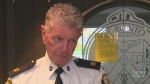 Swearing in delayed for new OPP commissioner