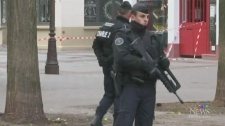 Manhunt continues for Strasbourg gunman