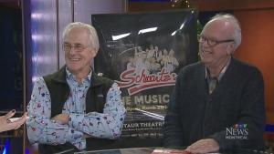 Schwartz's The Musical returns to the Centaur