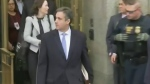'Cohen hinted he has more testimony to give'
