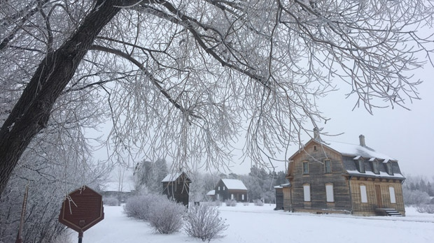 CTV News Winnipeg viewers captured wintry scenes brought on by the weather Wednesday. 
