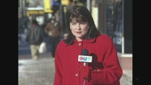 CTV Northern Ontario's Alana Everson covered the first story on the Renee Sweeney murder