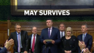 may confidence vote