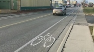 CTV Windsor: Bike lanes