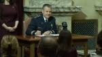Montreal police chief Sylvain Caron