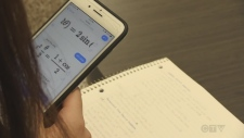 Waterloo app helps reduce math stress