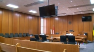 Witness said accused was holding bloody box-cutter