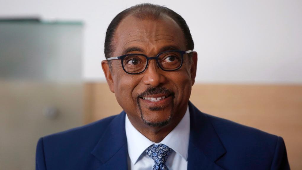 UNAIDS chief Michel Sidibe
