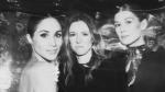 Meghan Markle posed for photos at the British Fashion Awards on Monday night. (yvanfabing / Instagram)