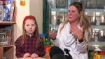 Nine-year-old Andi Dreher