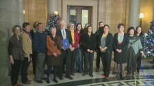 Province announces funds to support reconciliation