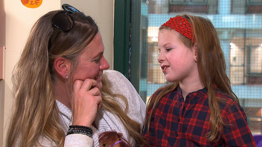 Canadian first: Electrical impulses used to help girl having up to 150 seizures a day