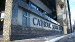 The Calgary Catholic School District is asking the province for more money so it can build more schools. (File)