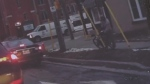 Speed of bike theft caught on camera a surprise