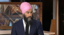 Jagmeet Singh on Power Play