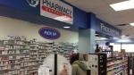 The Express Aid Pharmacy on Grove Street in Barrie, Ont. on Thursday, Dec. 13, 2018 (CTV News/Aileen Doyle)