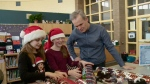 Students fill Shoeboxes for Shepherds