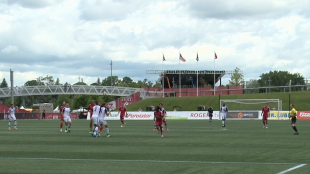 Ottawa Fury FC gets sanctioning OK to play in the United Soccer League in 2019