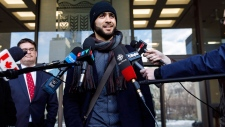 Khadr seeks changes to bail conditions