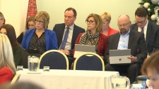 Edmonton Metropolitan Region Board meeting