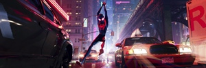 A scene from 'Spider-Man: Into The Spider-Verse'