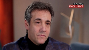 Cohen says Trump directed him to make payments
