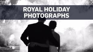 Royal family releases Christmas card photos