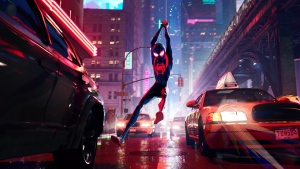 "A scene from the film ""Spider-Man: Into the Spider-Verse,"" is shown in a handout.THE CANADIAN PRESS/HO-Sony Pictures Animation MANDATORY CREDIT"