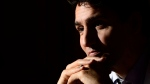 Prime Minister Justin Trudeau takes part in a year end interview with The Canadian Press on Parliament Hill in Ottawa on Friday, Dec. 14, 2018. THE CANADIAN PRESS/Sean Kilpatrick