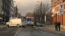 Pedestrian killed in Halifax