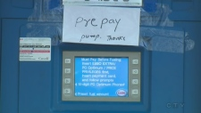 Pump malfunction allegedly charges customer extra