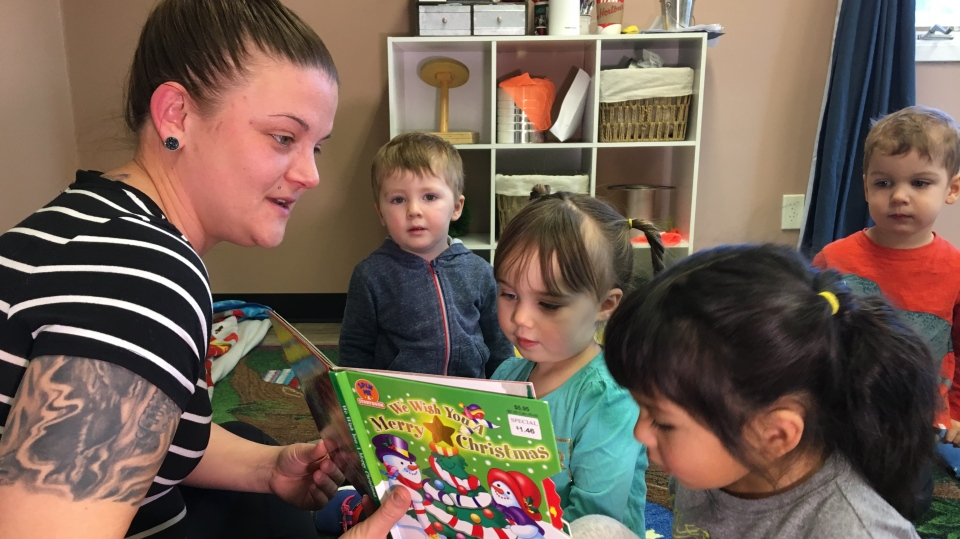 Whitmore Park Child Care Cooperative (Gareth Dillistone / CTV Regina)