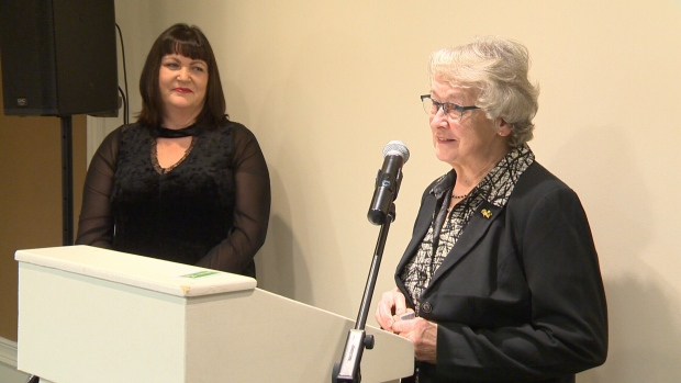 Northlands volunteers recognized for decades of service