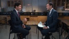 Prime Minister Justin Trudeau sits down with Evan Solomon, host of CTV's Question Period.