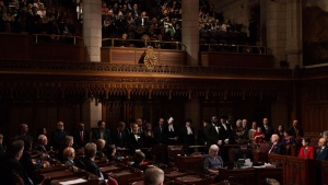 Trudeau promises further Senate reforms