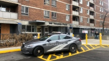 Police are investigating after a child was found with serious burns in Oakridge. (Peter Muscat/ CP24)