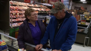 Lottery winner spreads Christmas cheer in Pictou C