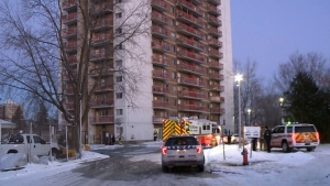 Residents return home after Donald Street fire