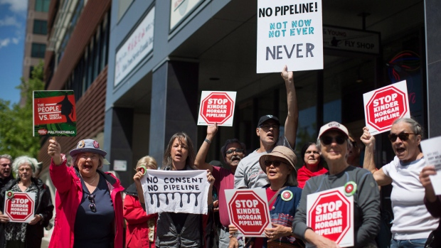 CTV QP: PM's pipeline comments draw ire