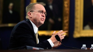 Old remarks made by Mulvaney scrutinized